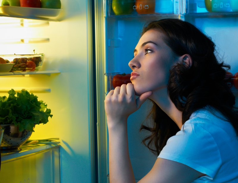 Eat Only When You Feel Hungry -15 Minor Changes To Help You Lose Weight Easily
