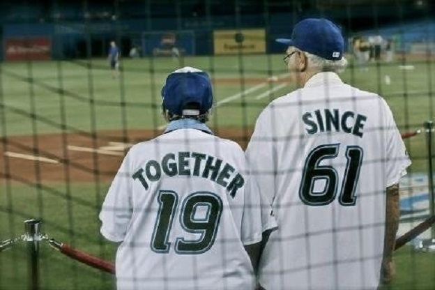 Together Since 1961-15 Amazing Old Couples That Show Love Never Gets Old