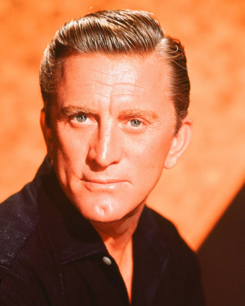 Kirk Douglas' Real Name-15 Celebrities And Their Real Names You Probably Don't Know