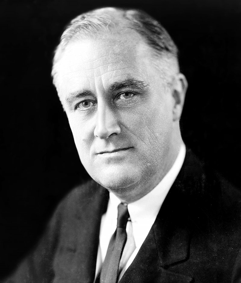 Franklin D. Roosevelt-15 Famous Personalities Who Married Their Family Members