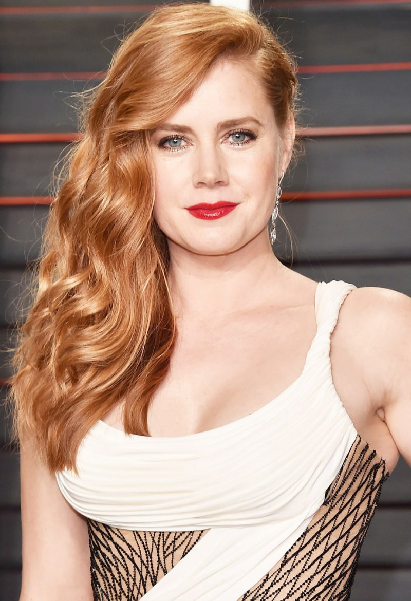 Amy Adams-12 Celebrities Who Once Worked At Hooters