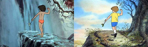 Disney Recycles its Animation to Use Again and Again -15 Disney Movie Secrets You Don't Know