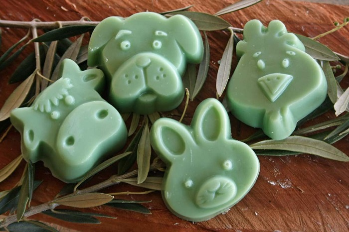 Animal Shaped Soaps-15 Weird Things Kids Got On Halloween Trick-or-Treat