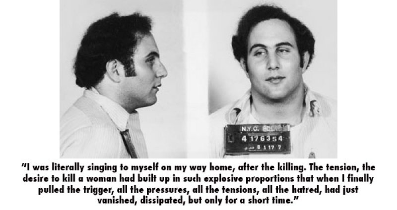David Berkowitz, USA (1953 - To Date)-15 Serial Killer Quotes That Will Give Chills Down Your Spine
