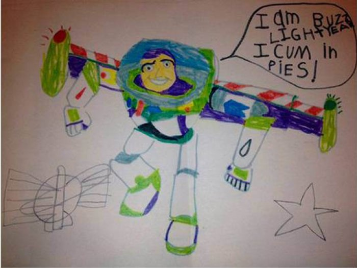 I'm Buzz Light Year, I Come in Peace-15 Kids Who Are Too Innocent For This Dirty World