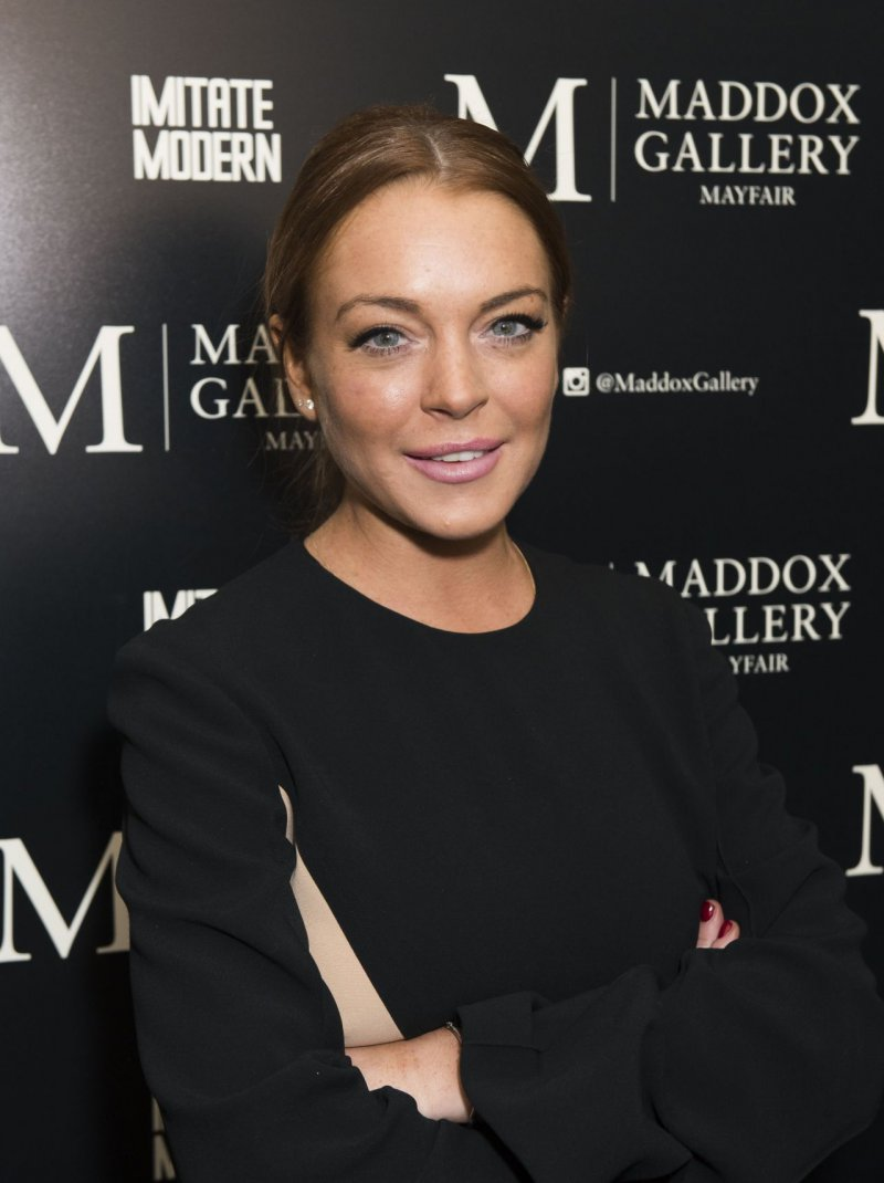 Lindsay Lohan-15 Popular Disney Channel Stars Then And Now