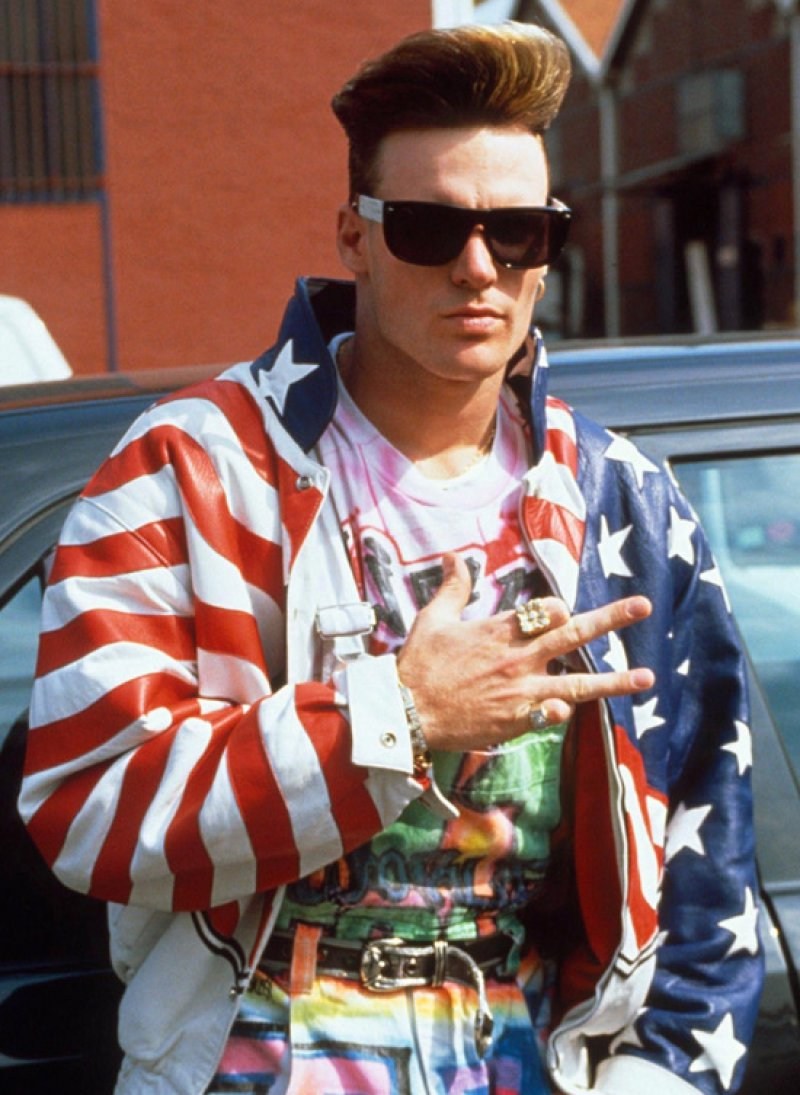 Vanilla Ice-12 Celebrities Who Have Been Shot And Lived