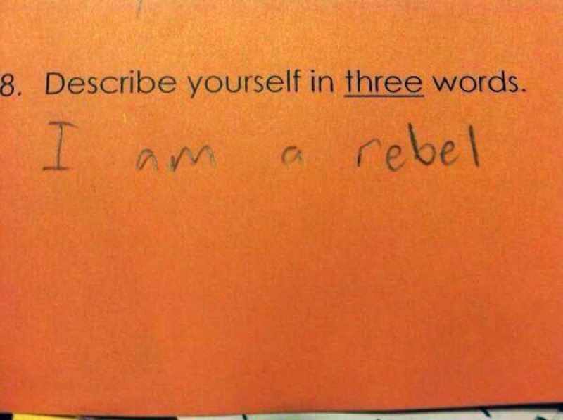 This Rebellious Kid-15 Troll Kids That Are Sure To Make You Laugh