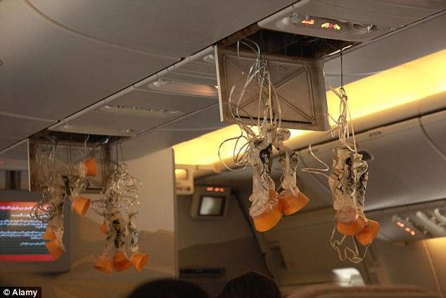 Oxygen Masks in Flights Work Only for 15 Minutes-15 Confessions From Pilot And Flight Attendants That Will Give You Nightmares