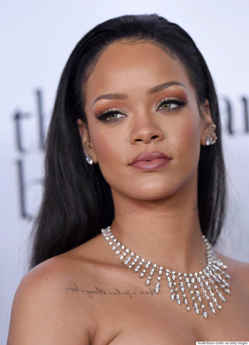 Rihanna - Ri-12 Celebrity Nicknames You Probably Don't Know Of