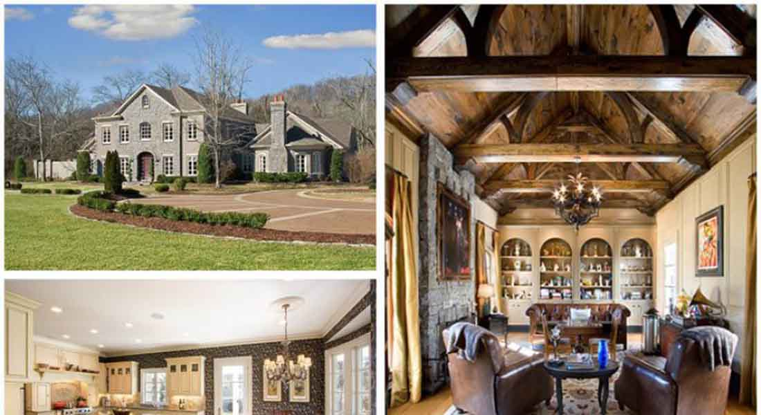 15 Amazing Celebrity Houses That Are Worth Millions