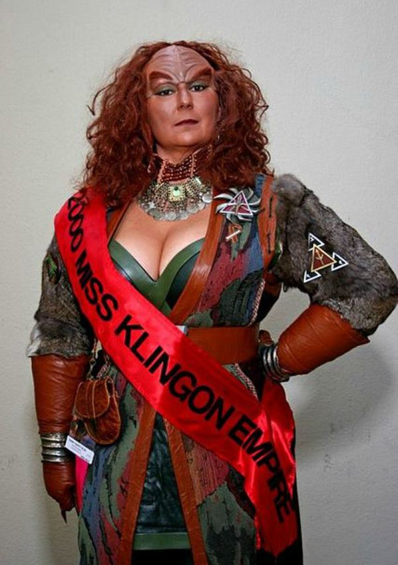 Miss Klingon Empire-12 Bizarre Beauty Contests Around The World