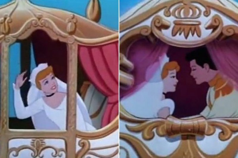 Cinderella-15 Disney Movie Mistakes You Probably Never Noticed