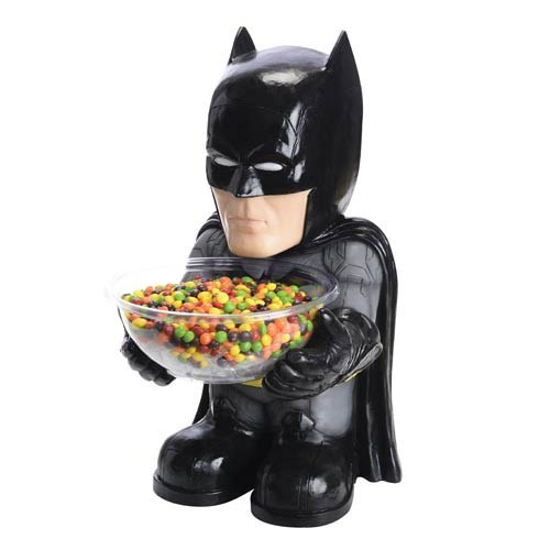 Batman Candy Bowl Holder-15 Geeky Kitchen Gadgets That Will Make Your Kitchen A Super Kitchen