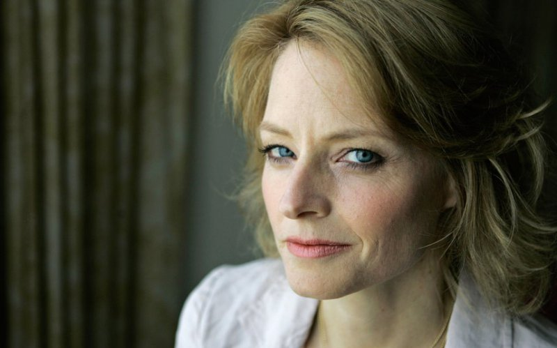 Jodie Foster-12 Female Celebrities Who Never Had Plastic Surgery