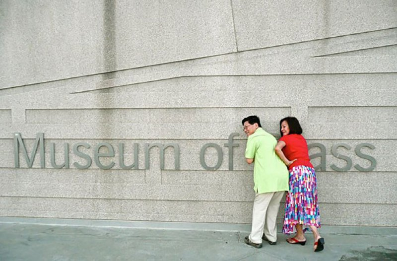 Museum of what?-15 Times Parents Showed Their Inner Child
