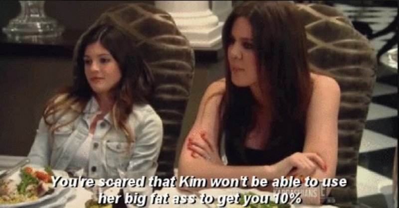 When Kris Jenner Learned about Kim Kardashian's Skin Condition-15 Times Khloe Kardashian Perfectly Shut Down Her Family