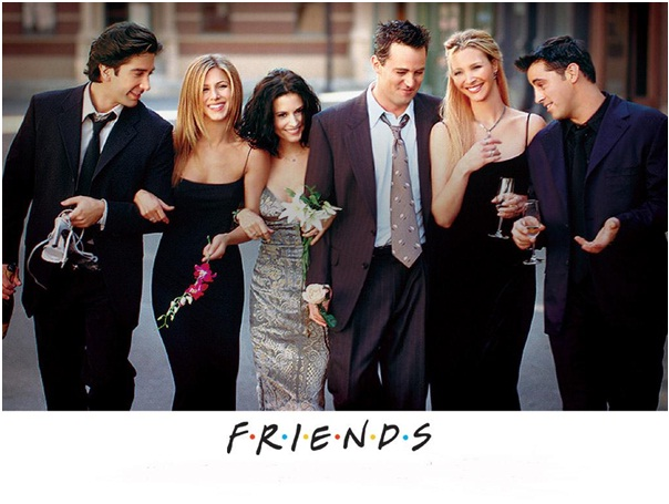 FRIENDS Ended Almost 10-Years Ago-I Feel So Old