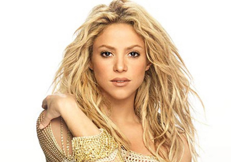 Shakira-Shortest Musicians Ever