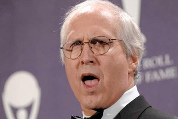Chevy Chase-Celebrities Who Are Also Heirs