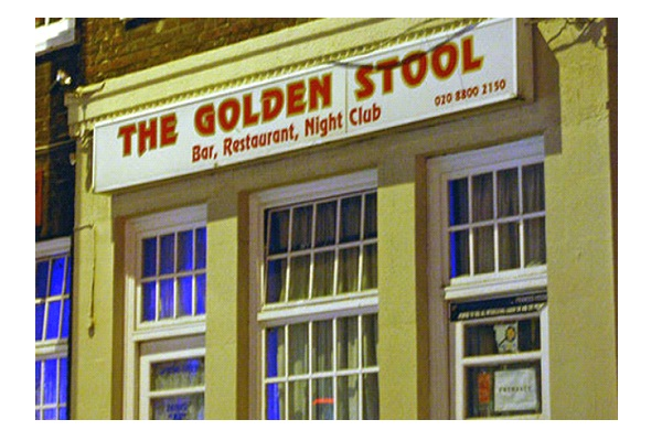 The Golden Stool-Worse Restaurant Names Ever
