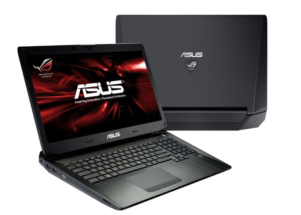 ASUS Republic of Gamers-Best Gaming Laptops 2013