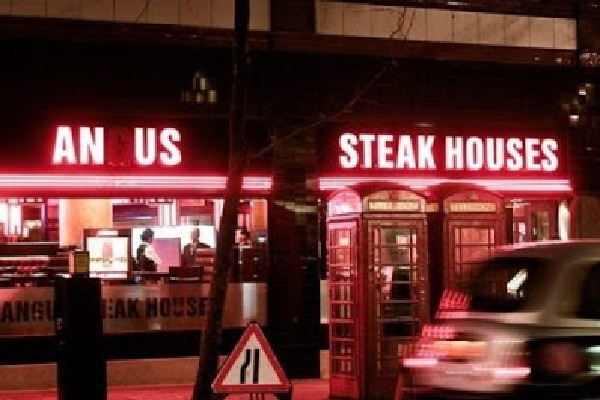 Avoid The Steak-Funny Broken Signs