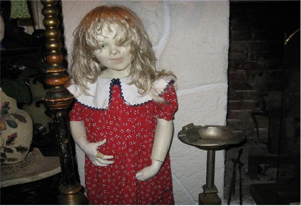The Walking Talking Doll-Creepiest Toys