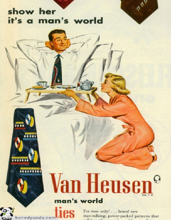 Van Heusen-Ads That Should Be Banned