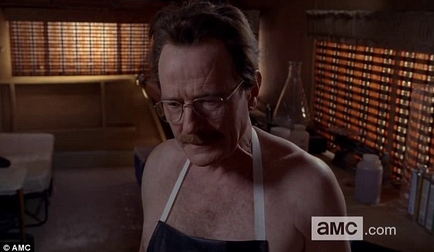 The final scene filmed-Things You Didn't Know About Breaking Bad