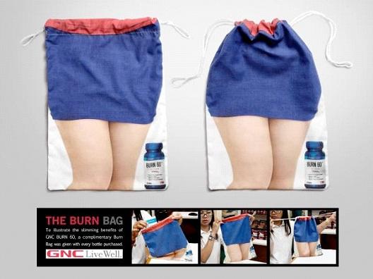 The Burn Bag-24 Most Creative Bag Ads