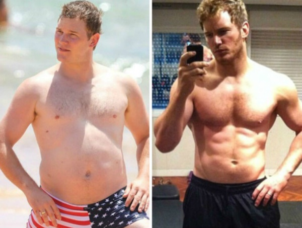 Chris Pratt-Celebs Who Lost Weight