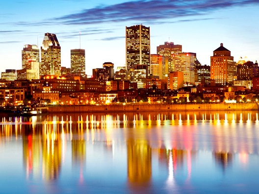 Montreal-Best Cities For A Bachelorette Party