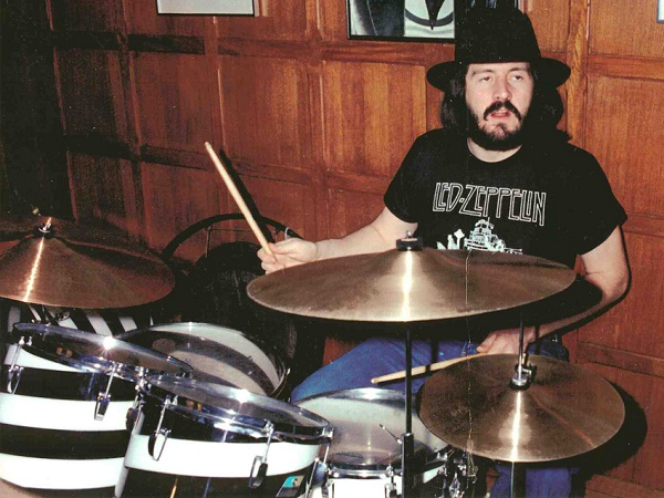 John Bonham-Celebrities Who Were Killed By Alcohol