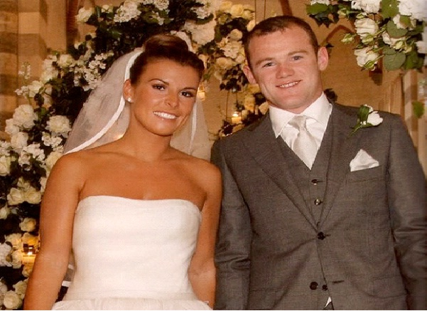 Wayne Rooney & Coleen McLoughlin - $15 Million-Most Expensive Weddings Ever