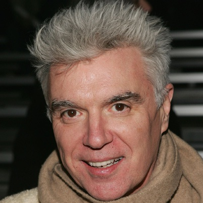 David Byrne-Autistic People Who Got Famous
