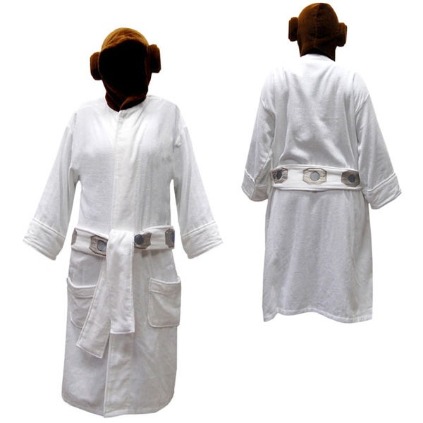 Princess Leia-Amazing Geeky Robes