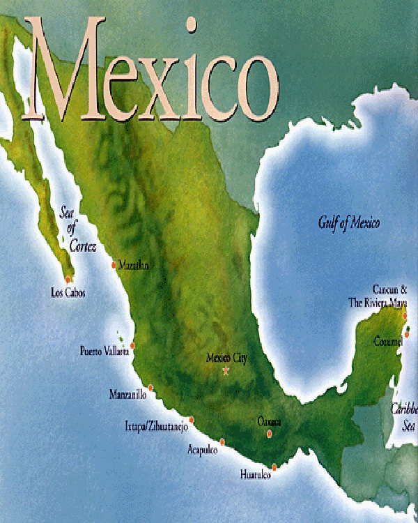 Mexico-Top Countries With Highest Diabetic Population