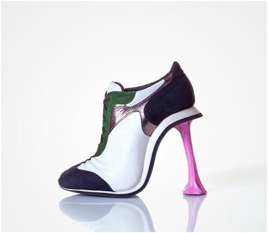 Chewing Gum Heels-Crazy Yet Creative High Heel Designs By Kobi Levi