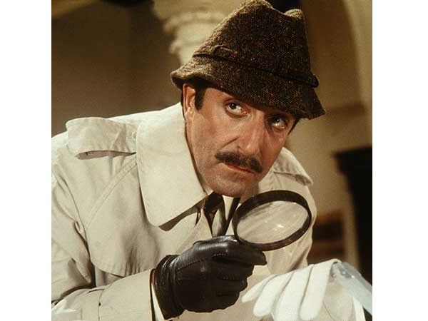 Inspector Clouseau-Famous Fictional Detectives