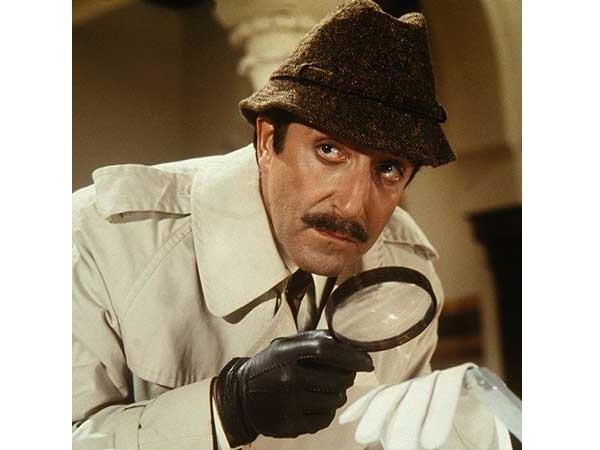 Inspector Clouseau-Famous Fictional Detectives