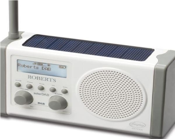 Radio-Popular Solar Powered Things