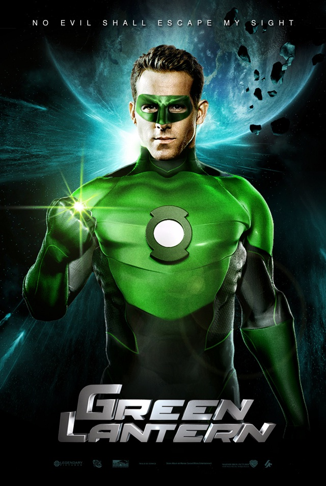Green Lantern-Superhero Movies That Disappointed Us