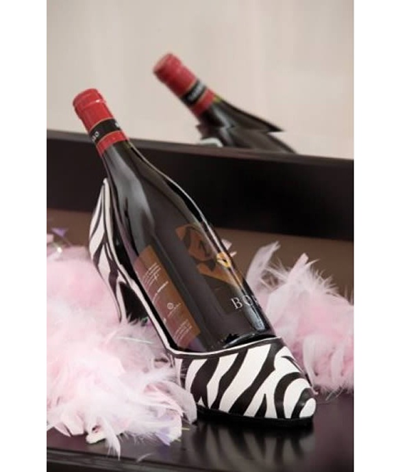The Number One Glam' Factor-Creative Bottle Holders