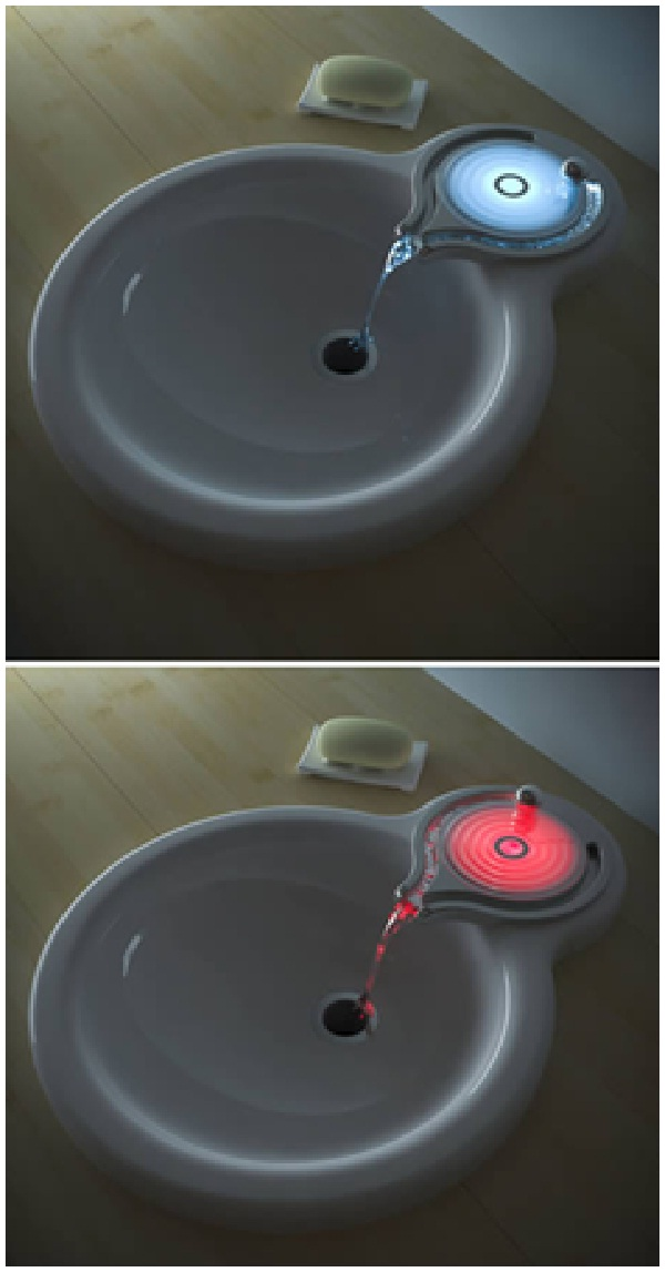 Waterball Ripples Faucet-Coolest Faucets