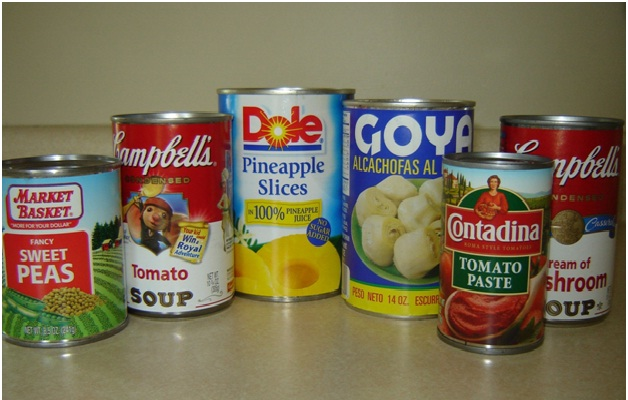 Buy Canned Foods-Best Ways To Save Money On Food