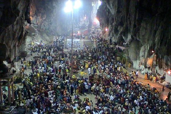 Batu Caves - Kuala Lumpur, Malaysia-Unusual And Unbelievable Underground Places