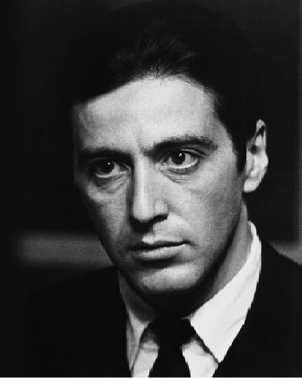 Al Pacino-All Time Favorite Actors
