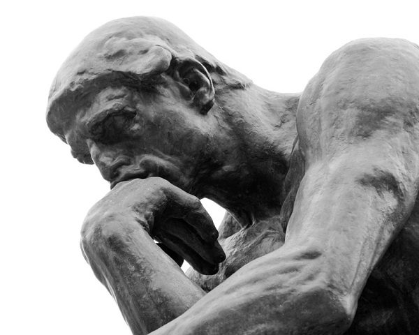 The thinker-Types Of Personalities People Have