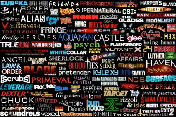 Television Shows-Most Pirated Things In The World